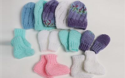 Socks, hats and cuddly teddies