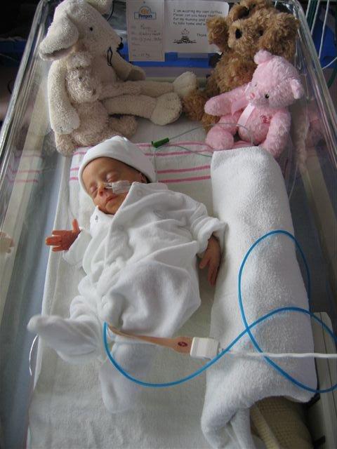 Kingston Hospital Neonatal Unit from Born Too Soon