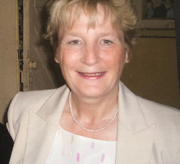 Pauline Woods honoured with an MBE