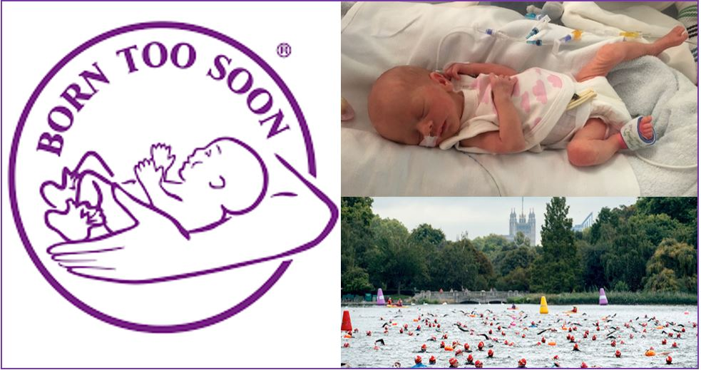 Help Andrew learn to swim and complete 2 mile race for Born Too Soon